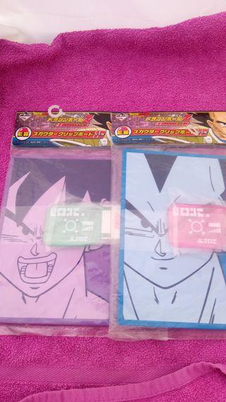 Dragona Ball lote Vegeta y Goku