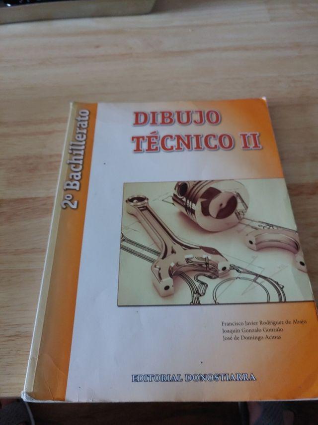 DIBUJO TÉCNICO II BACHILLERATO