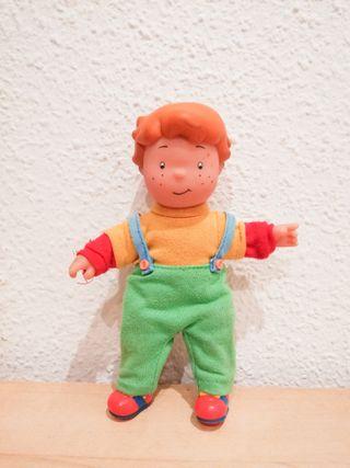muñeco Leo amigo Caillou