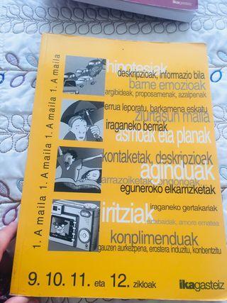 Libro Euskera IKA Euskaltegia