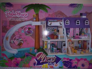 casa de muñecas Mymy Palmhouse