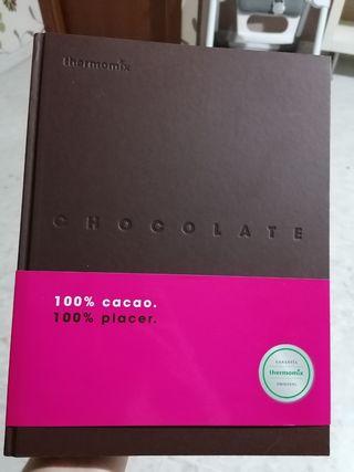libro recetas thermomix CHOCOLATE