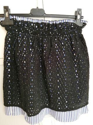 Mini falda Zara