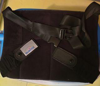Adaptador cinturón de seguridad embarazada Olmitos