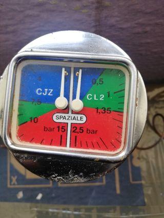 manómetro spaziale