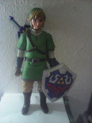 nintendo legend of zelda figura link 60 cm