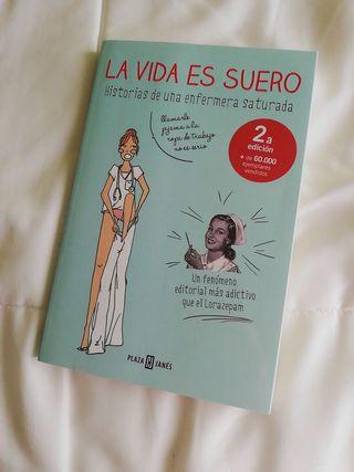 Libro: La vida es suero