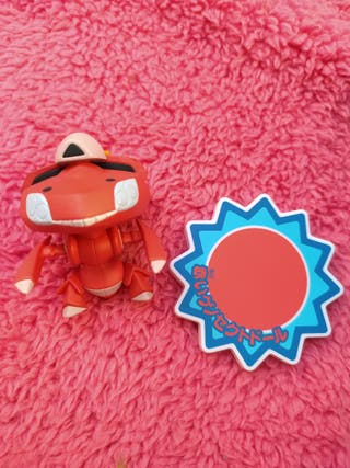 Pokémon Figura con Base Genesect Pocket Monsters