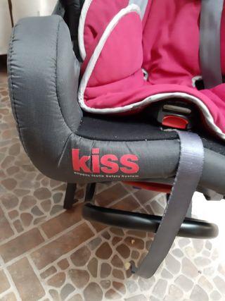 Silla coche a contramarcha Kiss