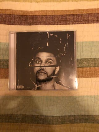 The Weeknd Beauty Behind The Madness CD
