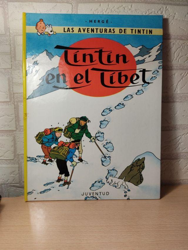 Las aventuras de Tintín: Tintín en el Tíbet