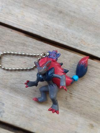 Pokémon Figura Llavero Zoroark Pocket Monsters