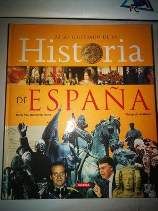 Historia de España ESO y Bachillerato