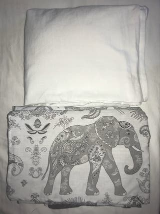 Single bed duvet cover set