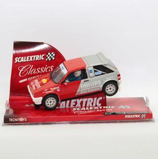 Seat Ibiza Bimotor Scalextric (Con luces y 4x4)