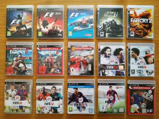 Sony PS3 - Juegos