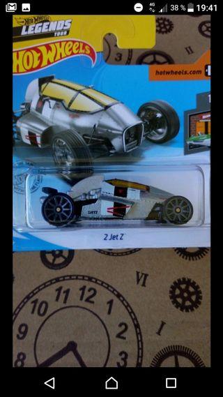 2 Jet Z Hot wheels Legends