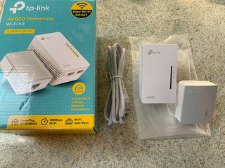 Amplificador wifi PLC