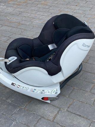 Silla coche ROMER con Isofix hasta 18kg