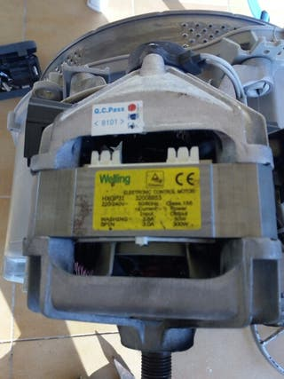 Motor lavadora teca TKX1 600T