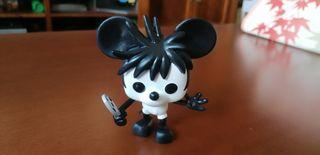 Funko pop Mickey Plan Crazy, con espejo