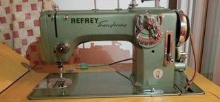 Maquina coser Refrey transforma 427