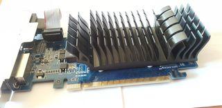 ASUS GeForce 210 1GB HDMI DV-I VGA PCIe DDR3