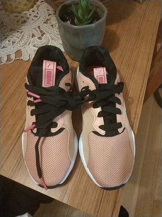 zapatillas Puma mujer original