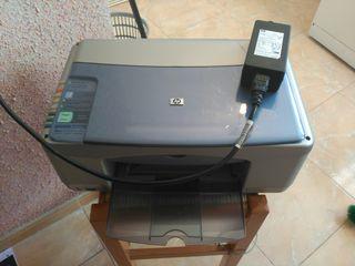 Impresora HP PSC 1315, cartuchos y accesorios HP