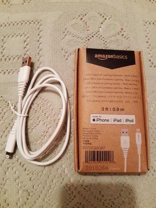 Iphone Apple Cable USB lightning original nuevo