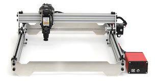 Grabadora láser y cortadora CNC OKU A3 NOMAD