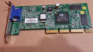 Riva TnT2 64 Vga AGP 16mb NVidia