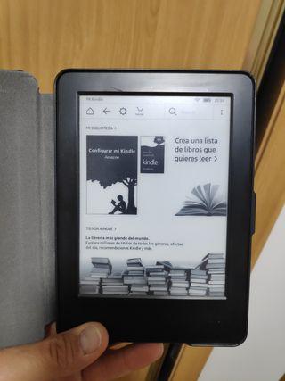 Kindle ebook libro electrónico