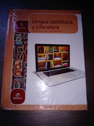 libro lengua y literatura editorial editex