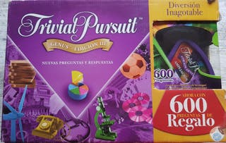 Trivial Pursuit Genus Edicion 3