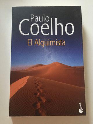 Libro El Alquimista, de Pablo Coelho