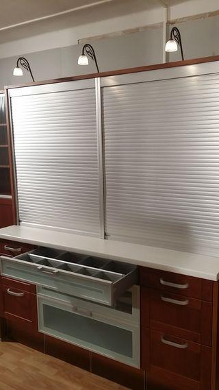 Mueble cocina de exposición