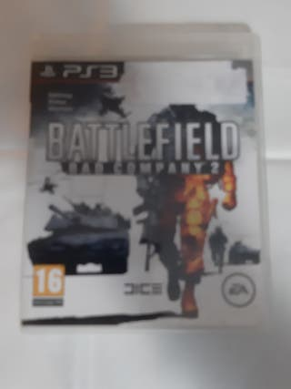 juego ps3 battlefield bad company 2