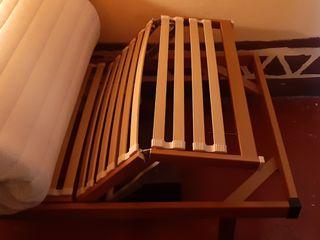 Cama eléctrica articulada + colchón