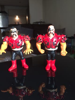 WWF Hasbro Legion of Doom