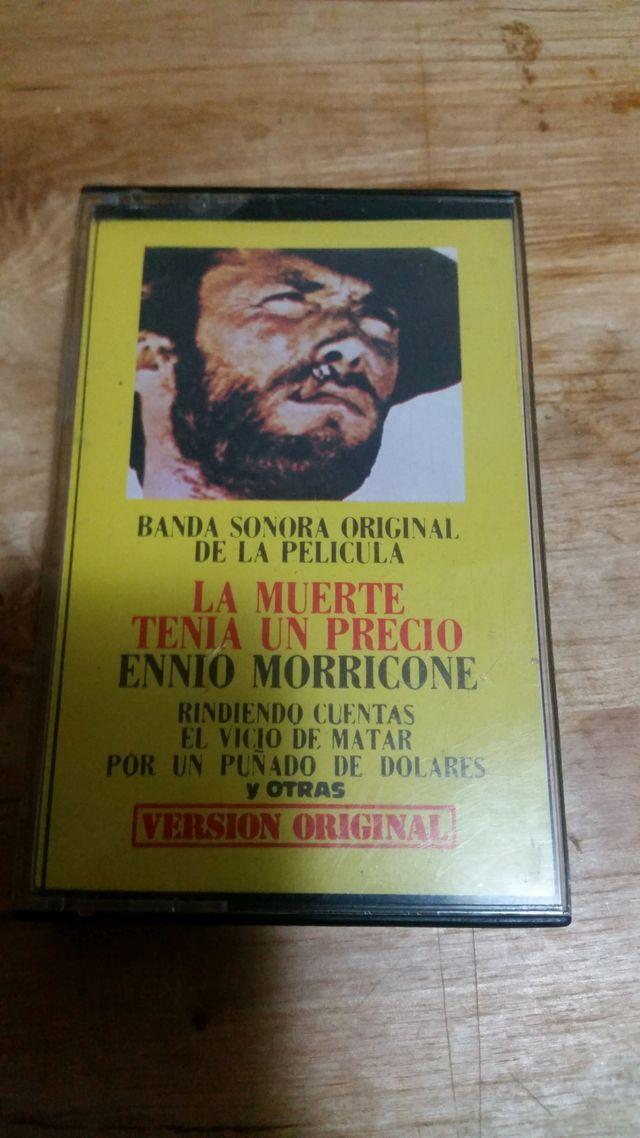 Cassette Bso La Muerte Tenia Un Precio Ennio Mor De Segunda Mano Por 15 En Móstoles En Wallapop