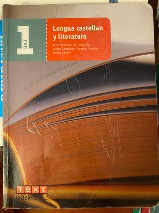 Lengua Castellana y literatura