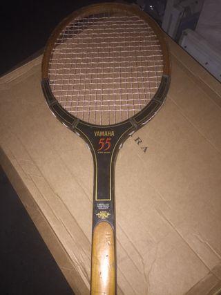 Raqueta de tenis retro vintage YAMAHA 55