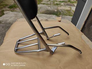 Respaldo sillín ,Yamaha,Virago 535