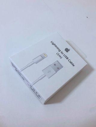 Cabe Apple USB lightning