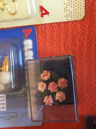 accesorios para casa de muñecas