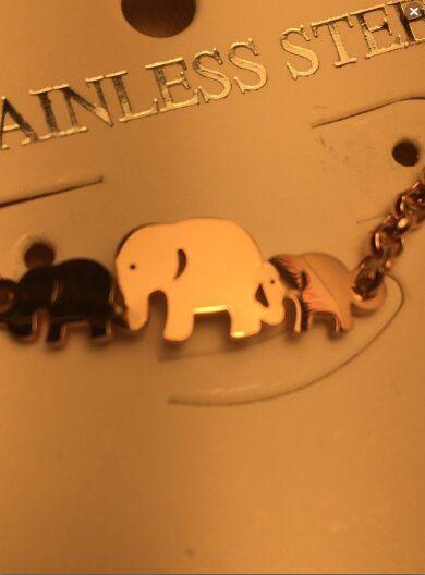 Pulsera elefantes