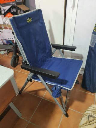 2 sillones playa ideal autocaravana