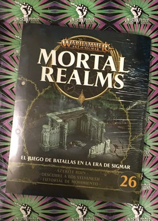 MORTAL REALMS #26 AZYRITE RUINED CHAPEL
