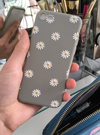 Funda margaritas iPhone 7 / 8